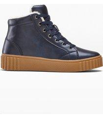 sneaker alte (blu) - bpc bonprix collection