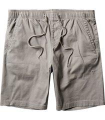 men's vissla men's no see ums stretch shorts, size x-large - grey