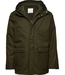 bel jacket 11183 regnkläder grön samsøe samsøe