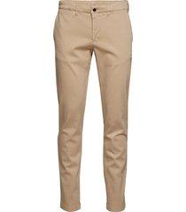 chaze-high stretch chino broek beige j. lindeberg