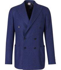 g-procida linen blazer