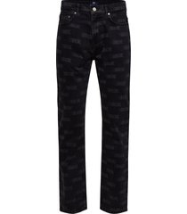 gil jeans jeans comfort fit svart wood wood
