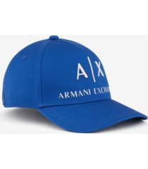 a x armani exchange men's classic logo hat