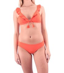 bikini naranja o neill solid paradaise