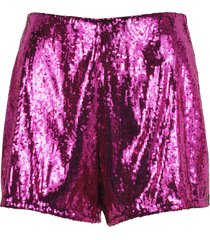 philosophy philosophy sequin embellished shorts