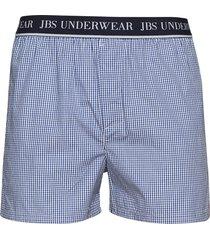 jbs boxershorts. boxerkalsonger blå jbs