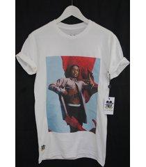 actual fact t-shirt asap rocky red flag rap hip hop supreme tee clothing