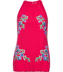top in jersey (fucsia) - bodyflirt