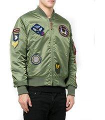 ma-1 vf diy bomber jacket