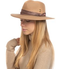 vince camuto paisley scarf band panama hat