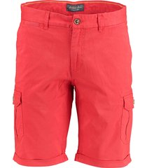 bos bright blue berend worker short 19109be02sb/676 red