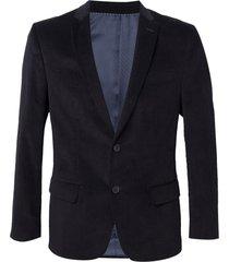 blazer dudalina veludo masculino (preto, 58)