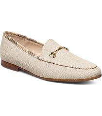 loraine loafers låga skor creme sam edelman