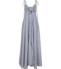 alanui dallas long dress