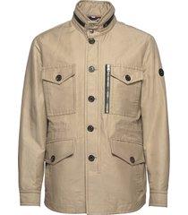 elevated field jacket tunn jacka beige tommy hilfiger tailored