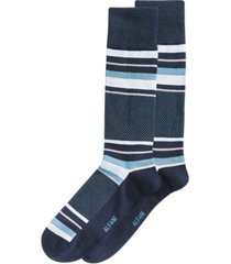 alfani men's colorblocked dress socks, created for macy's