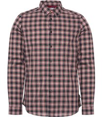 paul smith red check shirt puxd-433-640