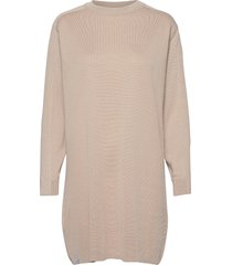 isla dress dresses knitted dresses beige makia