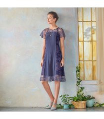 alexandrite dress - petites
