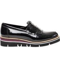 zapato litoria negro bosi
