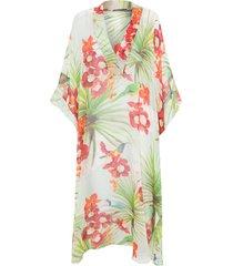 kaftan kimono - verde