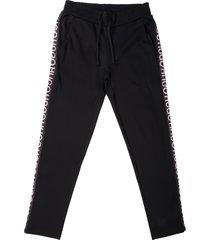 hugo dusten track pants - black 50401777