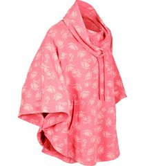 poncho (fucsia) - bpc bonprix collection