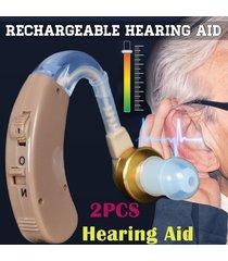 amplificador de sonido del oído ajustable kit de audífonos