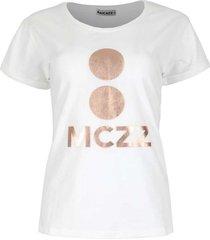 maicazz velarie t shirt fa21.75.004 off white