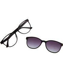 montura de gafas con lente extra (multi) - lvmu0030 - gradiente