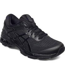 gel kayano 26 shoes sport shoes running shoes svart asics