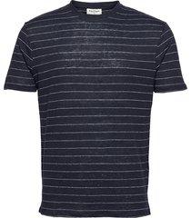 bs catania t-shirts short-sleeved blå bruun & stengade