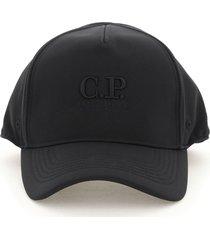 c.p. company logo baseball hat