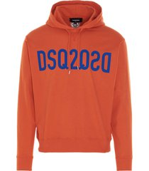 dsquared2 dsq2 mirror hoodie
