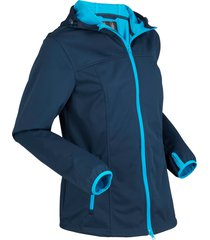 giacca in softshell leggera (blu) - bpc bonprix collection