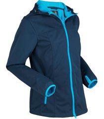 giacca in softshell leggera (blu) - bpc bonprix collection