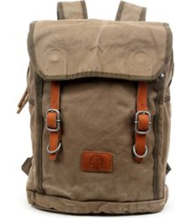 tsd brand forest canvas backpack
