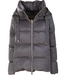 herno opaque down jacket