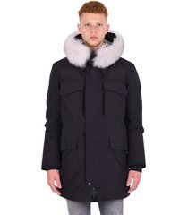 'mamun dr fur' jacket