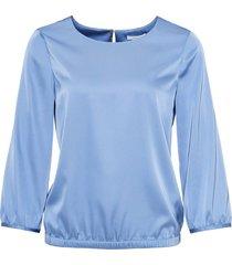 blouse fanoka blauw