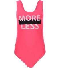 body more less color rosado, talla 12
