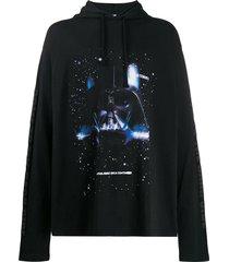 vetements x star wars darth vader hoodie