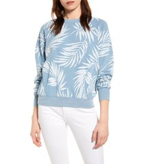 women's billabong wild palms sweatshirt