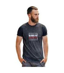 camiseta di nuevo logo street wear sb di nuevo masculina