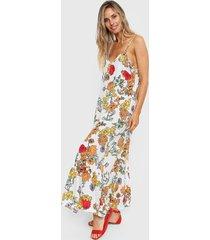 vestido natural new liza 9163a