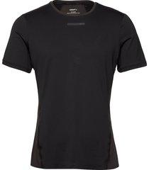 vent mesh ss tee m t-shirts short-sleeved svart craft