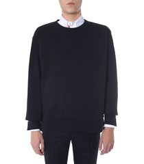 thom browne round neck sweatshirt
