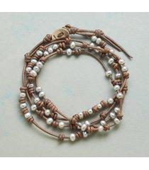 pussywillow wrap bracelet