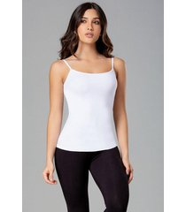 camiseta tiras básica algodón marie louise 4301