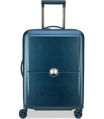 "closeout! delsey turenne 25"" hardside spinner suitcase"